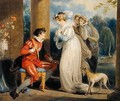 Rosebud, or the Judgement of Paris, 1791 - Richard Westall