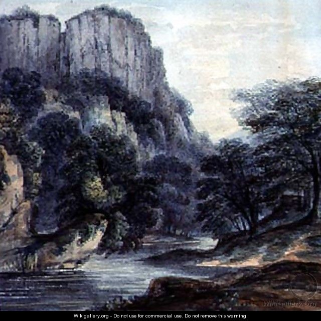 The High Tor, Matlock - Moses Webster