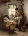 Motherly Affection - Johannes Weiland