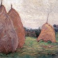 Haystacks 1912 - Simon Hollosy