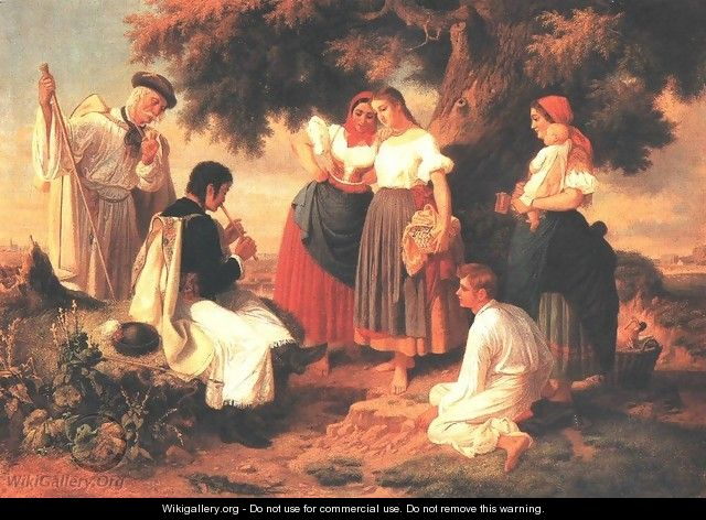 Genesis of the Hungarian Folk-song 1860 - Janos Janko