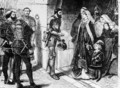 Scotch Peers Demanding the Children of Queen Margaret - William Small