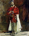 Francisco DAndrade 1856-1921 as Don Giovanni, 1912 - Max Slevogt