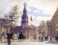 St. Martins in the Fields, London, 1902 - W.H. Simpson