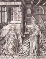 The Annunciation c. 1480 - FVB Master