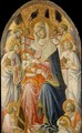 Virgin and Child with Angels c. 1425 - Dal Ponte Giovanni