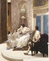 In a Roman Room - Herbert Sidney