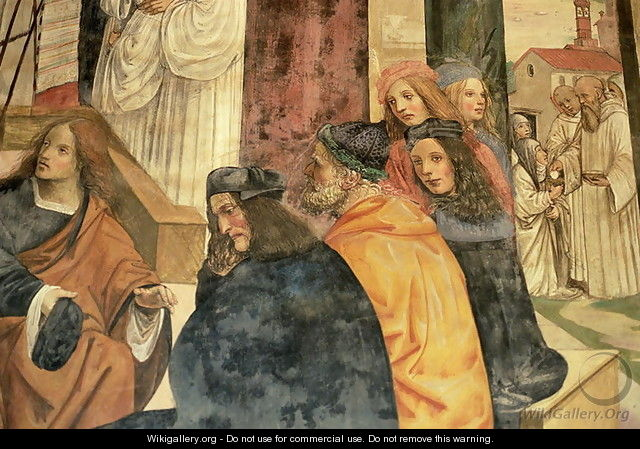 The Life of St. Benedict 8 - & Sodoma, G. (1477-1549) Signorelli, L. (c.1441-1523)