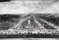 Perspective View of the Garden of Vaux-le-Vicomte - Israël Silvestre the Younger