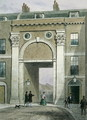 Gateway to the River, Essex Street, 1857 - Thomas Hosmer Shepherd