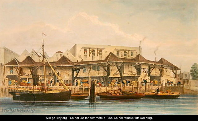Brewers, Chesters and Galley Quays, 184 - Thomas Hosmer Shepherd
