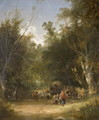 The Gypsy Tent - William Joseph Shayer