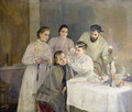 Scene in a Russian Hospital The Ear Inspection - Emily Shanks