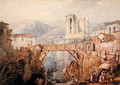 Tivoli, after a painting by William Page, 1833 - William Clarkson Stanfield