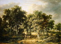 Wooded Landscape, c.1822-32 - James Stark