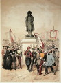 Universal Suffrage, 10th December 1848, election of Louis Napoleon Bonaparte 1808-73, 1848-49 - Frederic Sorrieu