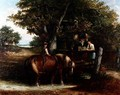 The Watering Place - Thomas Smythe