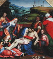 The Lamentation of Christ, c.1504-07 - Andrea Solario