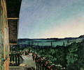 Summer Night, 1899 - Harald Oscar Sohlberg