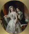 The Wedding Dress - Abraham Solomon