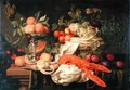 Still Life with Lobster, 1660 - Joris Van Son