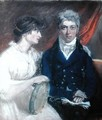Portrait of Benjamin Thompson and his Wife, 1800 - John Raphael Smith