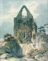 Tintern Abbey - Joseph Clarendon Smith