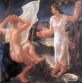 Bathing Women 1928 - Jeno Paizs Goebel