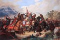 Scene from the War against the Turks 1857 - Balint Kiss