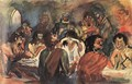 Last Supper 1921 - Karoly Kernstok