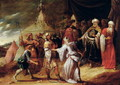 Samuel Killing Agag, King of the Amalekites - Rombout Van Troyen