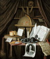 Still Life with Documents - John Turing