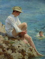 Boys Bathing, 1908 - Henry Scott Tuke