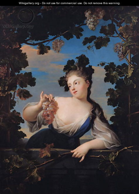Autumn, 1718 - Robert Tournieres