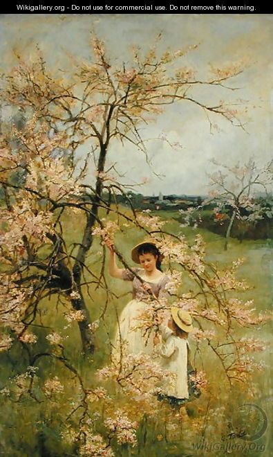 Spring, c.1880 - Henry George Todd
