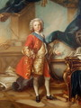 Dauphin Charles-Louis 1729-65 of France - Louis Tocque