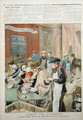 The Charity of the Students The Soup Kitchen at Butte-aux-Cailles, from Le Petit Journal, 5th February 1894 - Oswaldo Tofani