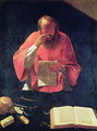 St.Jerome reading - Georges de La Tour