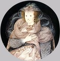 Frances Howard, Countess of Somerset and Essex c. 1595 - Isaac Oliver