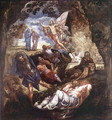 The Resurrection of Christ 2 - Jacopo Tintoretto (Robusti)
