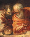 Two Prophets - Jacopo Tintoretto (Robusti)