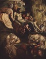 Deposition of Christ, late 1550s - Jacopo Tintoretto (Robusti)