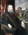 Portrait of an Art Collector - Jacopo Tintoretto (Robusti)