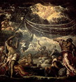 The Fall of Manna - Jacopo Tintoretto (Robusti)