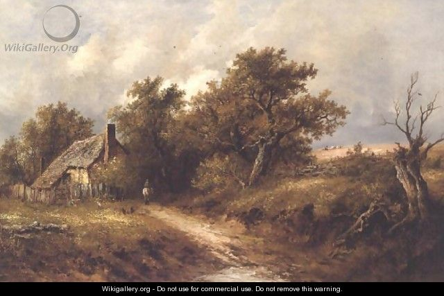 A Rustic Homestead - Joseph Thors