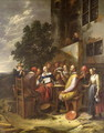 A Musical Party - Gillis van Tilborgh