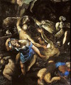 The Last Judgement, the Resurrection of the dead, 1546 - Jacopo Tintoretto (Robusti)
