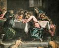 Last Supper - Jacopo Tintoretto (Robusti)
