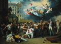 Massacre of the Marquis de Pellepont, 14th July 1789 - Charles Thevenin