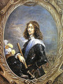 Portrait of Louis II 1621-86 Prince of Bourbon, future Grand Conde - David The Younger Teniers